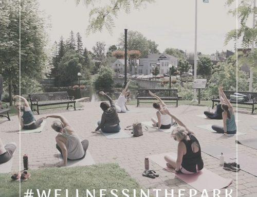 #wellnessinthepark
